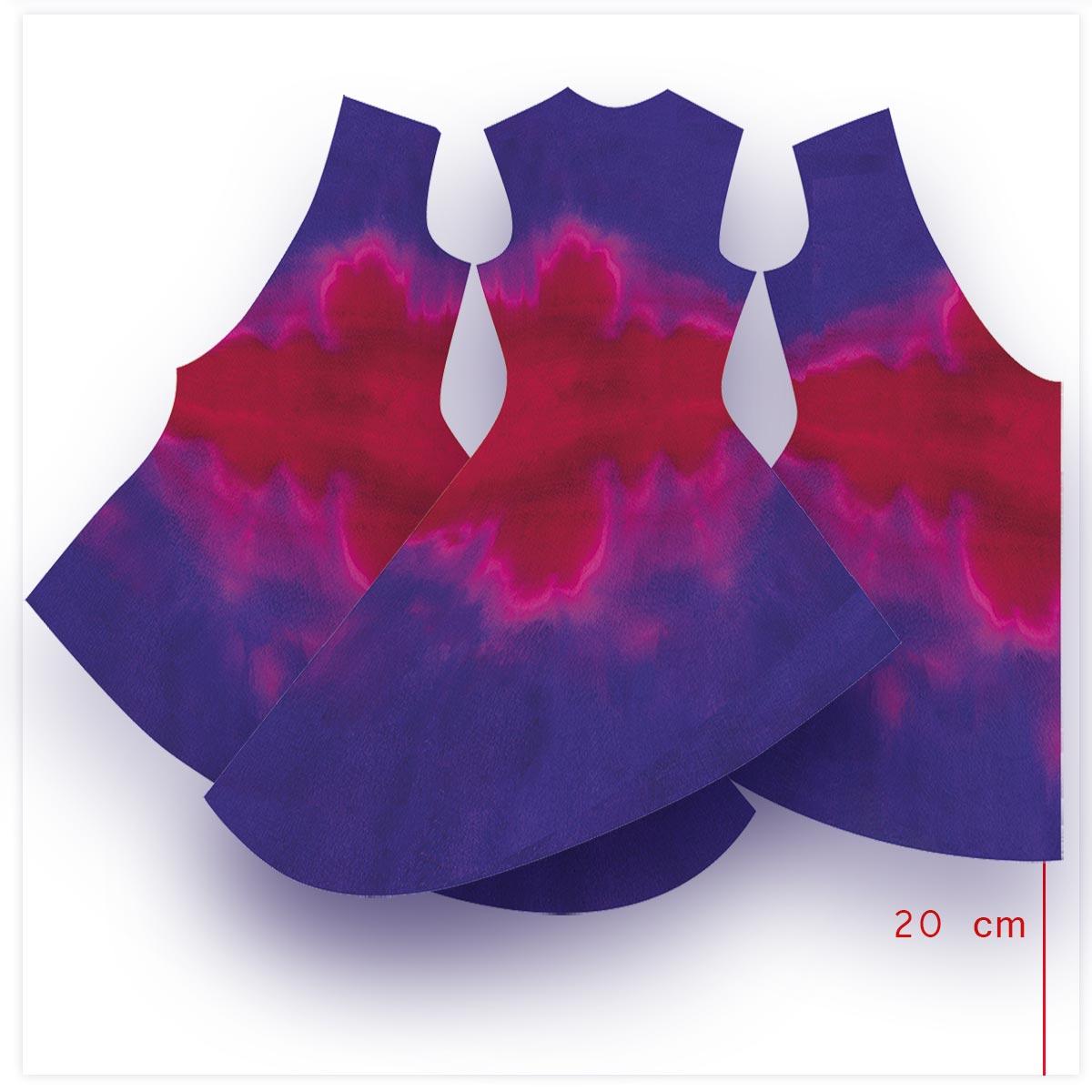 Clip 2017 Costumière C. Abello. Atelier FBG. Peinture numérique